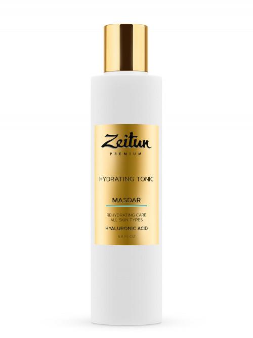 Тоник для лица Masdar. Увлажняющий с гиалуроновой кислотой для всех типов кожи 200 мл