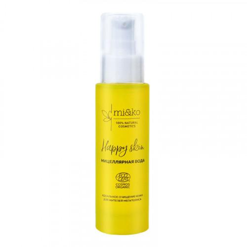 Мицеллярная вода MI&KO «Happy Skin», 50 мл