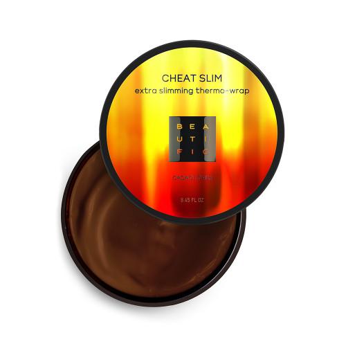 CHEAT SLIM термоактивное обертывание для экспресс похудения с перцем чили и какао