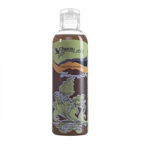 Гель-крем для волос CHOCOLATTE фито-шампунь №1 для укрепления и роста, для нормальных волос, 200 мл