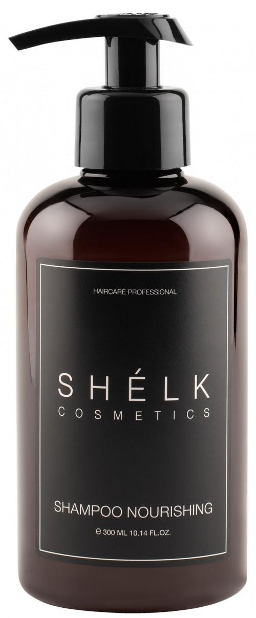 Шампунь SHELK питательный для нормальной кожи головы