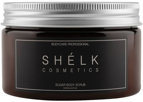 Сахарный скраб для тела SHELK