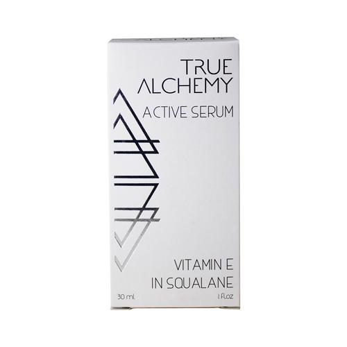 Сыворотка для лица Vitamin E in Squalane True Alchemy, 30 мл
