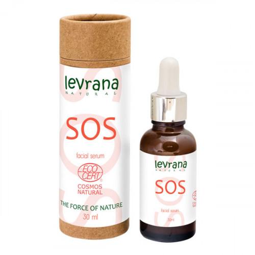 Сыворотка для лица LEVRANA «SOS», 30 мл