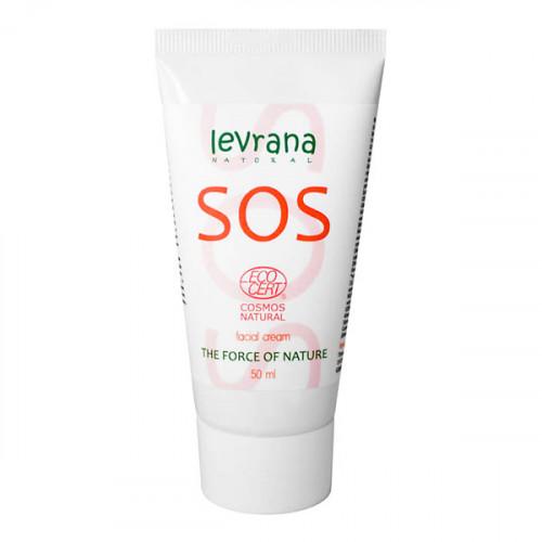 Крем для лица LEVRANA «SOS», 50 мл