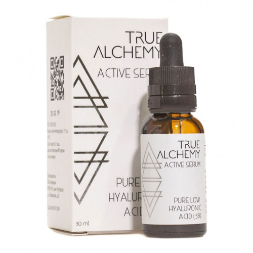 Сыворотка для лица Pure Low Hyaluronic acid 1,3% True Alchemy, 30 мл