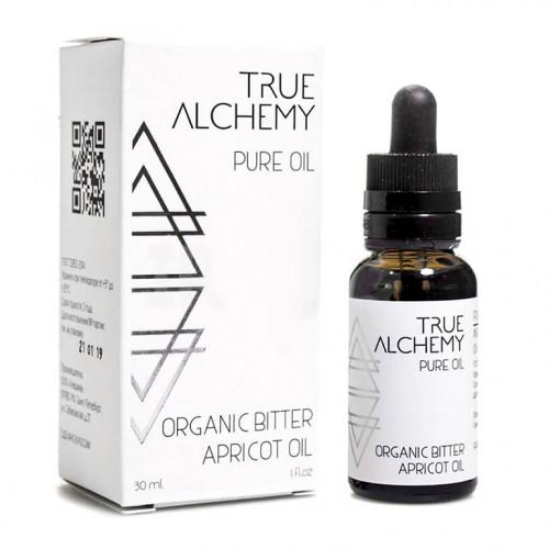 Сыворотка для лица Organic Bitter Apricot Oil (масло горького абрикоса) True Alchemy, 30 мл