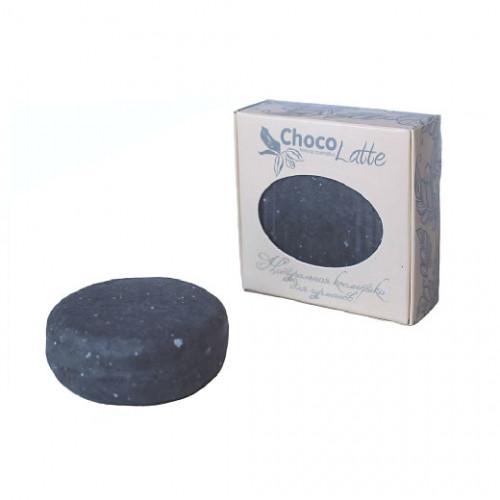 Твердый шампунь «Блэки» CHOCOLATTE для нормальных, комбинированных и склонных к жирности волос, 60 г