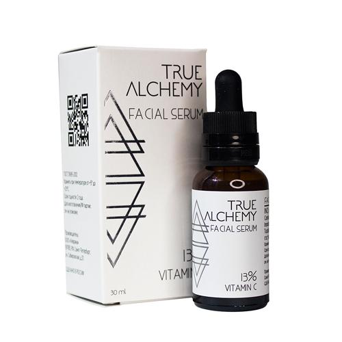 Сыворотка для лица Vitamin C 13% True Alchemy, 30 мл