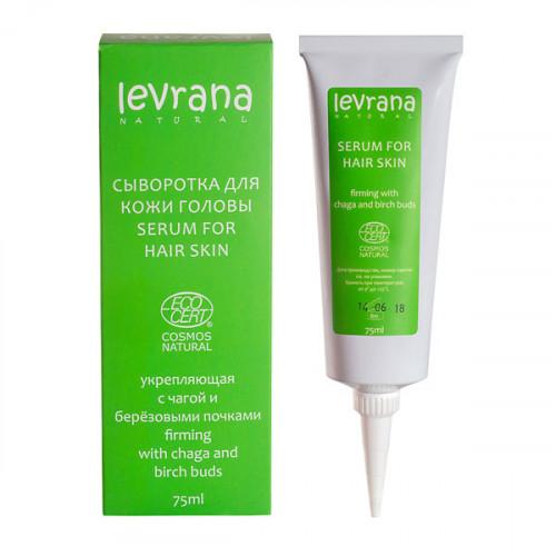 Сыворотка для кожи головы LEVRANA «Укрепляющая», 75 мл