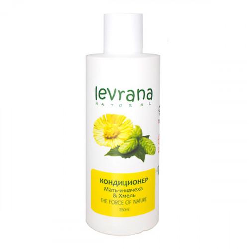 Кондиционер для волос восстанавливающий LEVRANA «Мать-и-мачеха и хмель», 250 мл