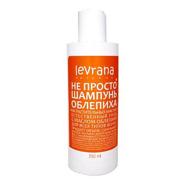 Не просто шампунь LEVRANA «Облепиха», 250 мл