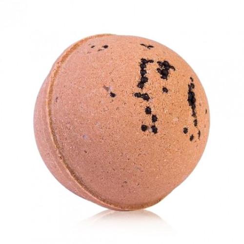 Гейзер (бурлящий макси-шар) для ванн CHOCOLATTE «Баунти» с морской солью и маслами, 280 г