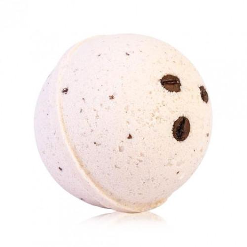 Гейзер (бурлящий макси-шар) для ванн CHOCOLATTE «Кофейный десерт» с морской солью и маслами, 280 г