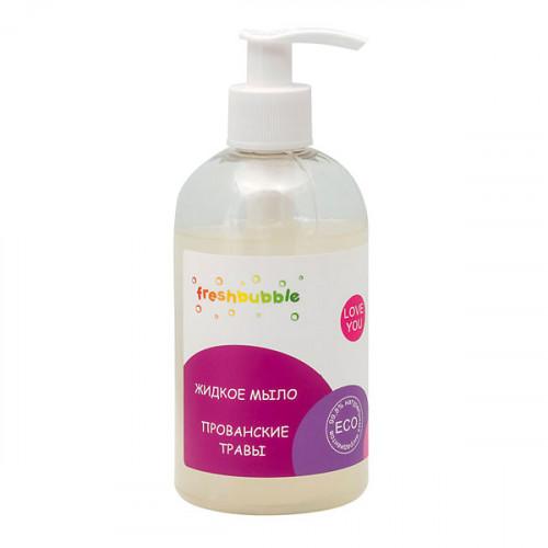 Жидкое мыло LEVRANA Freshbubble «Прованские травы», 300 мл