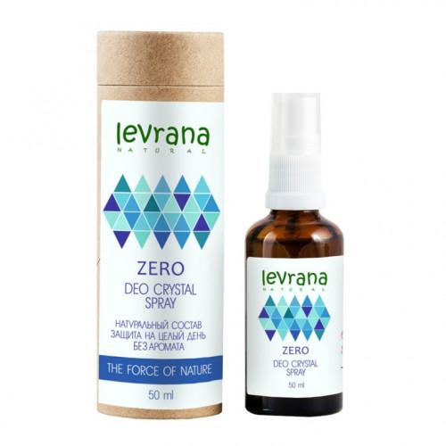 Дезодорант LEVRANA «Zero» без запаха, 50 мл