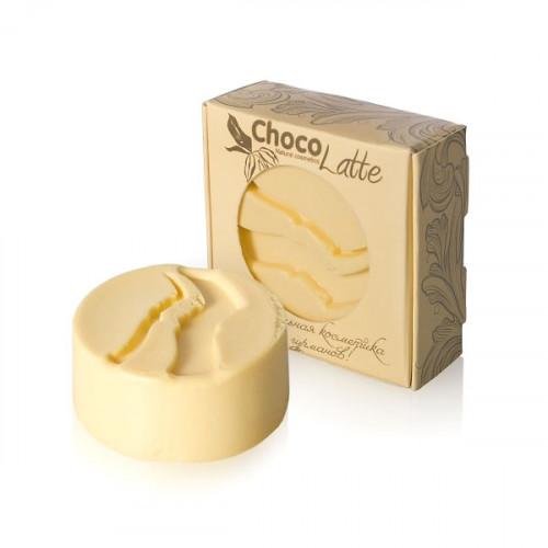 Масло-баттер для тела CHOCOLATTE «Плиточка Сан-тропе» с маслом облепихи, для восстановления, 35 г