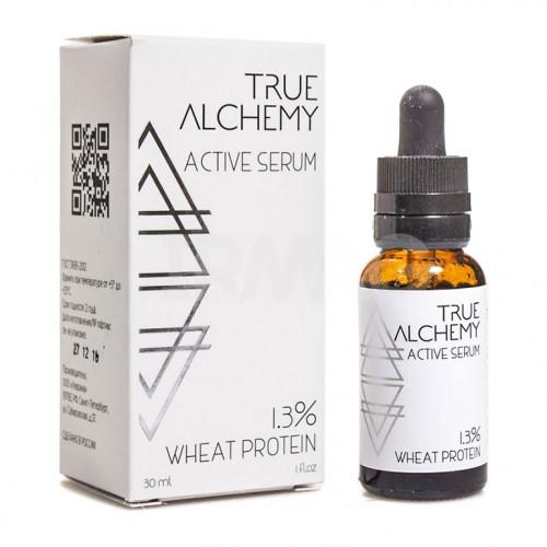 Сыворотка для лица Wheat Protein 1,3% True Alchemy, 30 мл