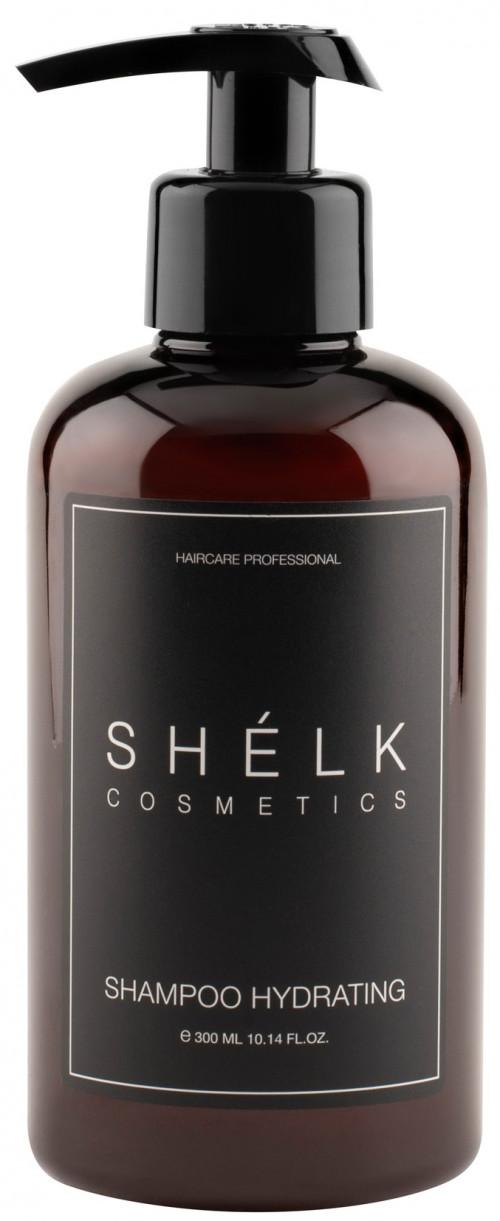 Шампунь SHELK увлажняющий для сухой и чувствительной кожи головы