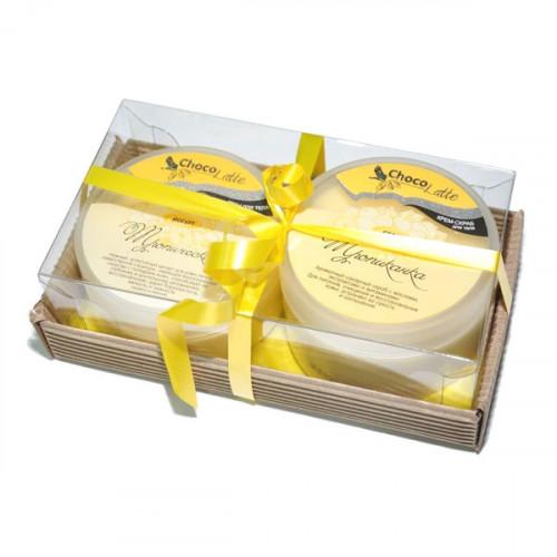 Подарочный набор CHOCOLATTE №12 для тела «Тропиканка»