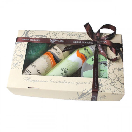 Подарочный набор для лица CHOCOLATTE №10 «Анти акне» для проблемной кожи