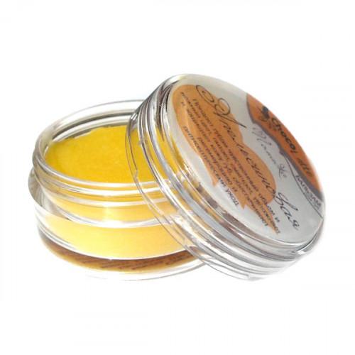 Натуральный бальзам-блеск для губ CHOCOLATTE «Помадка апельсиновая»