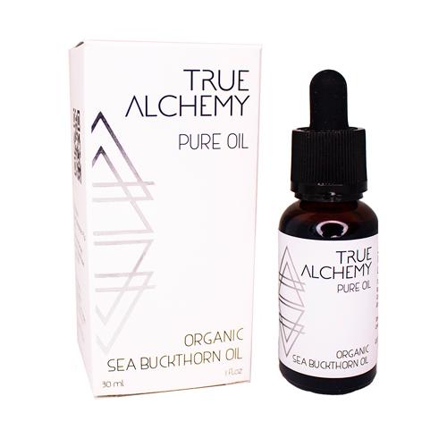 Сыворотка для лица Organic Sea Buckthorn Oil (масло облепихи) True Alchemy, 30 мл