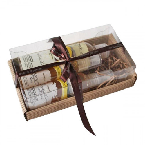 Подарочный набор для волос CHOCOLATTE №9 «Восстановление» для сухих и поврежденных волос