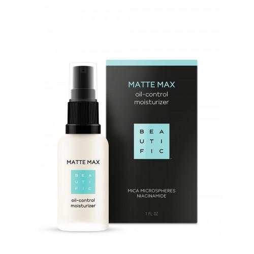 MATTE MAX матирующий флюид-корректор пор для комбинированной и жирной кожи