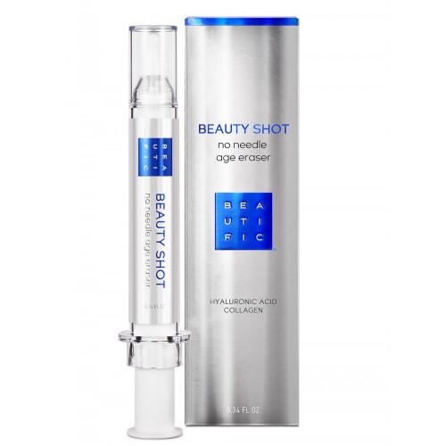 BEAUTY SHOT Неинвазивный филлер для моментального заполнения морщин с коллагеном и гиалуроновой кисл