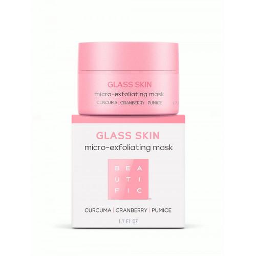 GLASS SKIN маска-эксфолиант