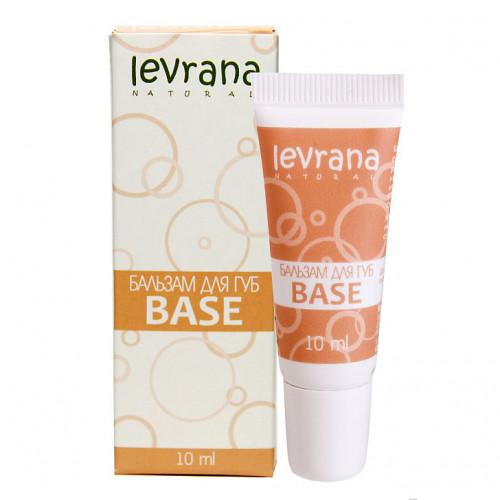 Бальзам для губ LEVRANA «Base» увлажняющий, 10 мл