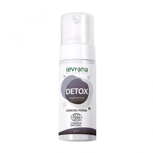 Очищающая пенка для умывания LEVRANA  «Detox», 150 мл
