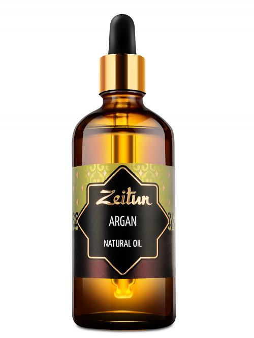 Натуральное растительное масло арганы 100 мл