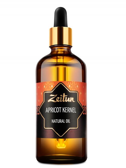 Натуральное растительное масло абрикосовой косточки 100 мл