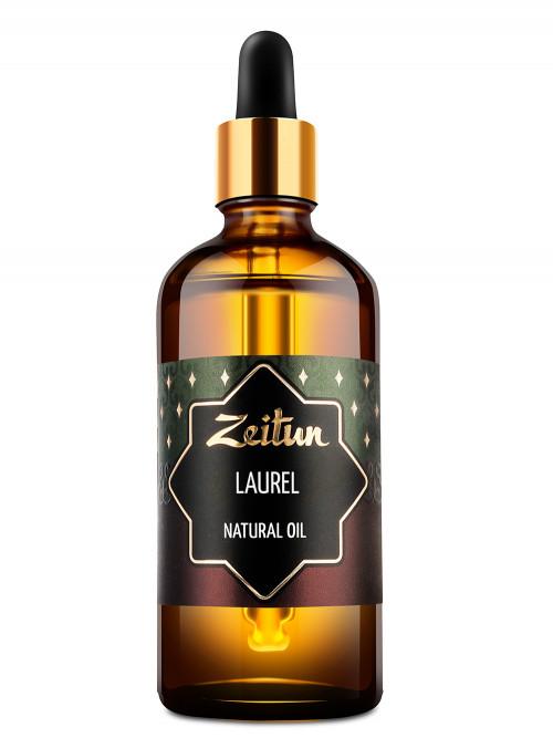 Натуральное растительное масло лавра 100 мл