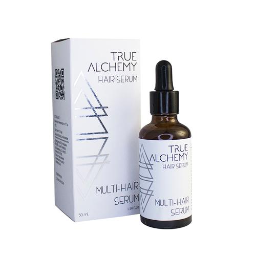 Сыворотка для волос Multi-Hair True Alchemy, 50 мл
