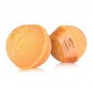 Гейзер (бурлящий шарик) для ванн CHOCOLATTE «ВОЛШЕБНЫЙ» с морской солью и маслами, 120 г