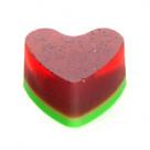Мыло ручной работы пирожное/сердце CHOCOLATTE «Клубничное», 90 г