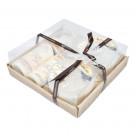 Подарочный набор для тела, волос и душа CHOCOLATTE №8 «Ванилла крим»