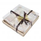 Подарочный набор для тела, волос и душа CHOCOLATTE №8 «Шоколад крим»