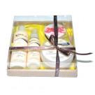 Подарочный набор для тела и душа CHOCOLATTE №4 «Ванилла крим»