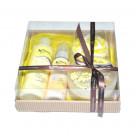 Подарочный набор для тела и душа CHOCOLATTE №4 «Цитрус микс»