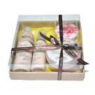 Подарочный набор для тела и душа CHOCOLATTE №4 «Шоколад крим»