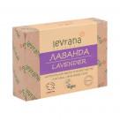 Натуральное мыло ручной работы LEVRANA «Лаванда», 100 г