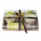 Подарочный набор CHOCOLATTE №1 линия ухода для ног «Мятный чай»