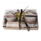 Подарочный набор CHOCOLATTE №1 линия ухода для рук и ногтей «Шоколадная»