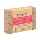 Натуральное мыло ручной работы LEVRANA «Роза», 100 г