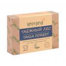 Натуральное мыло ручной работы LEVRANA «Таежный  лес», 100 г