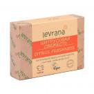 Натуральное мыло ручной работы LEVRANA «Цитрусовая свежесть», 100 г